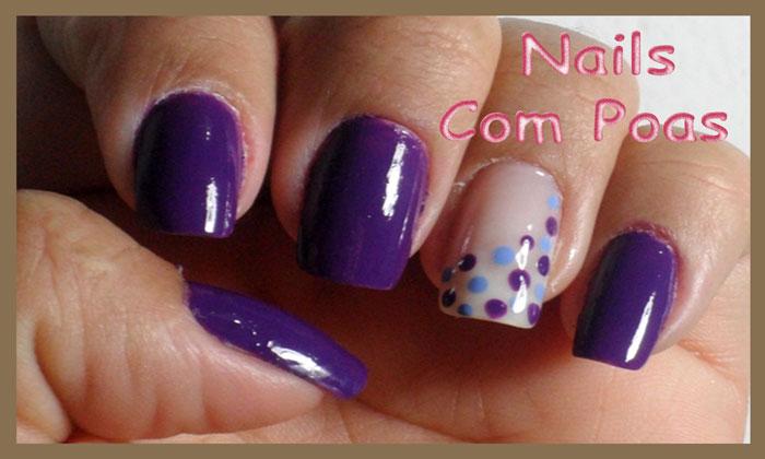 Nails com Poas