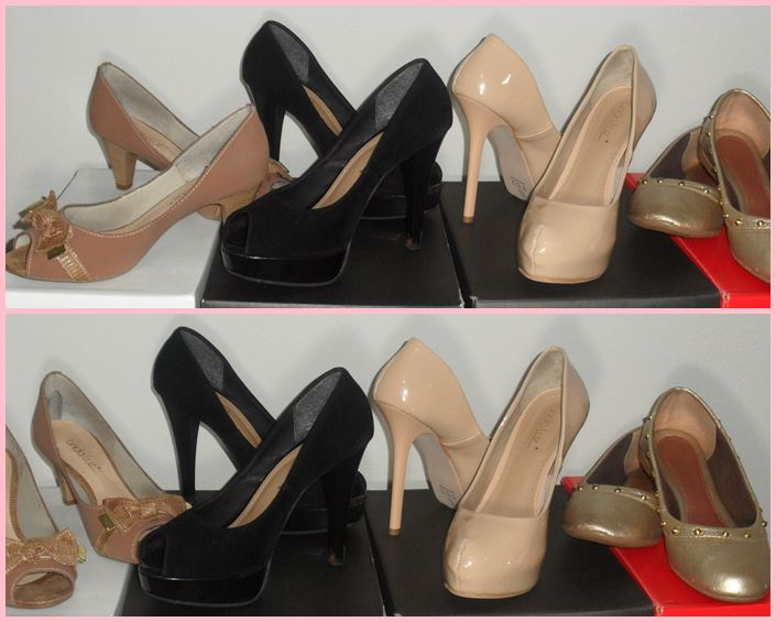 sapatos linda luz