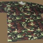 Customizando : Camiseta Camuflada Masculina