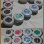 Comprei no Ebay : Pigmentos Eyemei