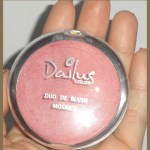 Eu usei: Duo  de Blush Mosaico Dailus color