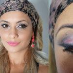 Outubro ROSA/ Maquiagem Usável!