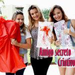 Amigo Secreto Criativo 2014.