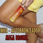 AutoBronzeador Mega Bronze – Resenha.