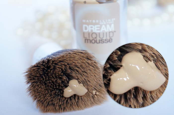 Resenha Base Dream Liquid Mousse Maybelline