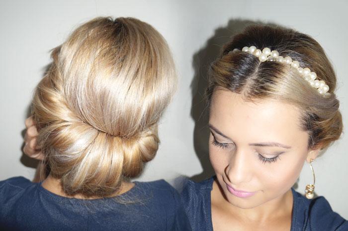 Penteado Para Madrinhas, Debutantes e Formandas♥