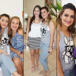 Encontrinho da Fernanda Toda Feminina|Mini Vlog