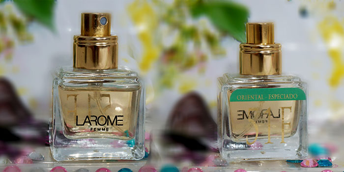 Larome Paris todas as fragrância em uma só marca