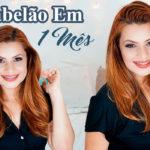 Gengibre e Óleos Naturais Para fazer o cabelo Crescer Massagem Capilar e Pré Shampoo #cabelãoEm1Mês