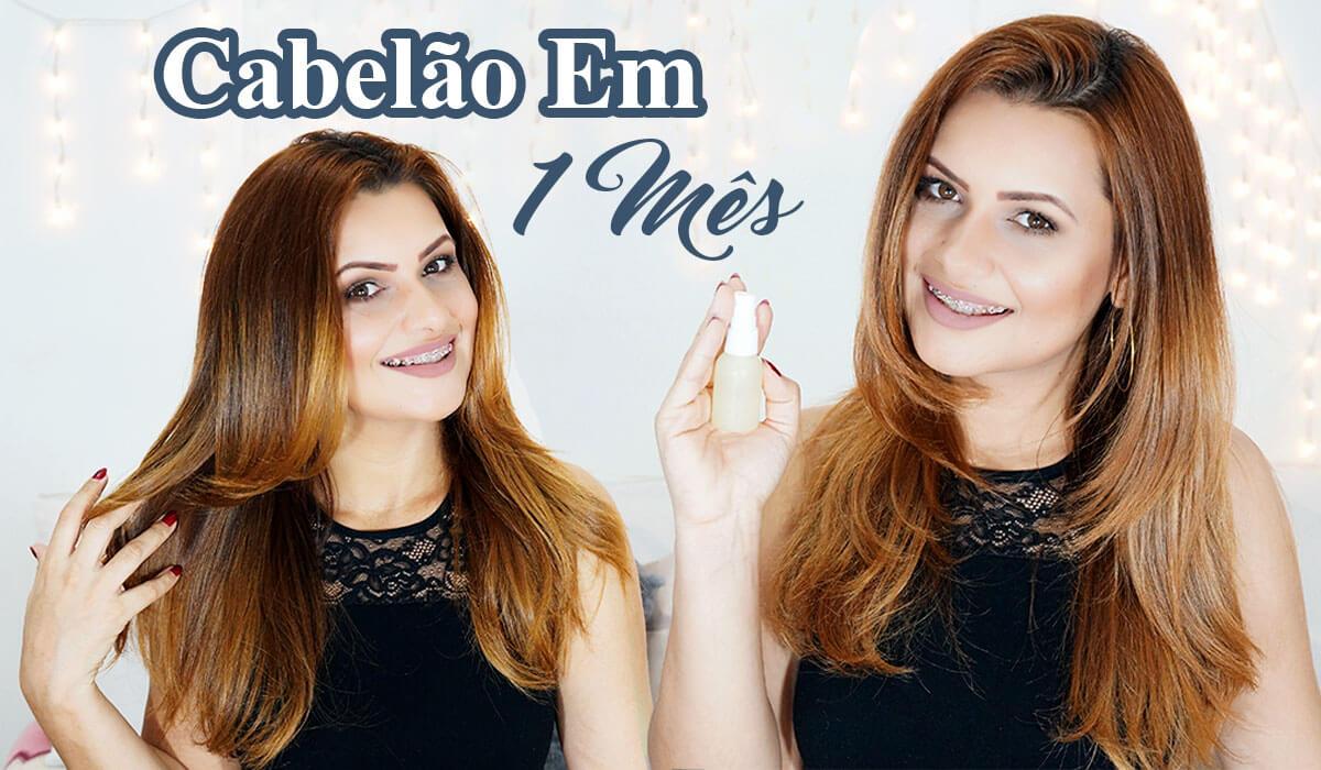 Tônico de cebola faz o cabelo crescer e combate a queda #cabelãoem1mês