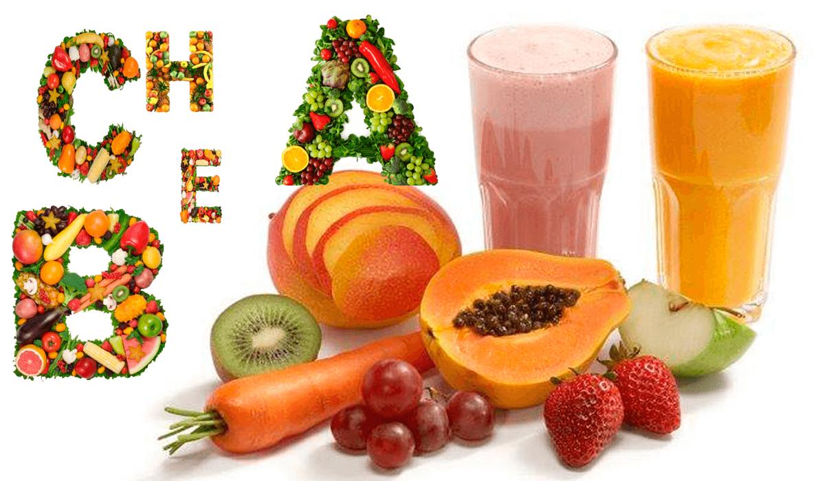 vitaminas-e-boa-alimentação