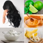 Como Usar Banana e Iogurte Para Fazer Seu Cabelo Crescer Mais Rápido