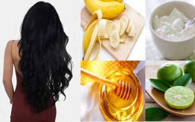 Faça seu cabelo crescer com iogurte natural